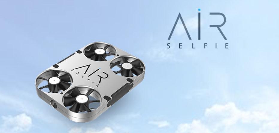 "Selfie perfetto in ogni situazione? Air Selfie ""Libera i tuoi selfie!"""